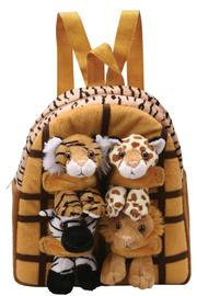 Patricia's Presents Wild Animal Backpack - Product Mini Image