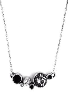 Shoptiques Product: Crystal Curtain-Call Necklace