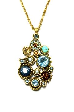 Patricia Locke Glam Crystal Necklace - Alternate List Image
