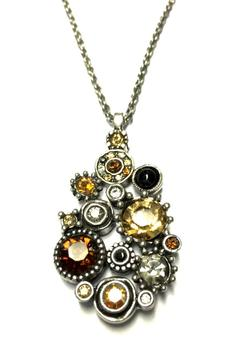 Shoptiques Product: Tweed Glam Necklace