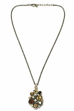 Patricia Locke Tweed Glam Necklace - Product List Image