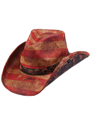 Peter Grimm Patriot Drifter Hat - Product Mini Image