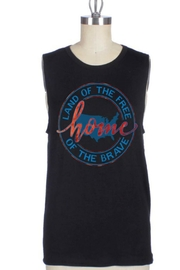 Color Bear Patriotic Graphic Tank - Product Mini Image