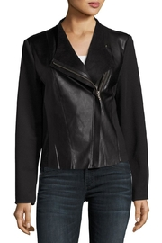 Patrizia Luca Asymetrical Zip Jacket - Product Mini Image