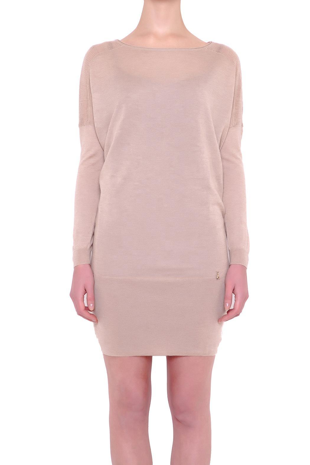 Patrizia pepe cashmere blend sweater dress from richmond for Sweater over wedding dress