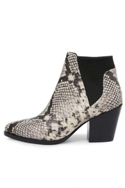 Steve Madden Patrol Snake Print Bootie - Product Mini Image