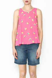 Patrons of Peace Flamingo Tank - Front full body