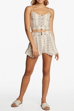 Patrons of Peace Pampas Ruffle Shorts - Product List Image