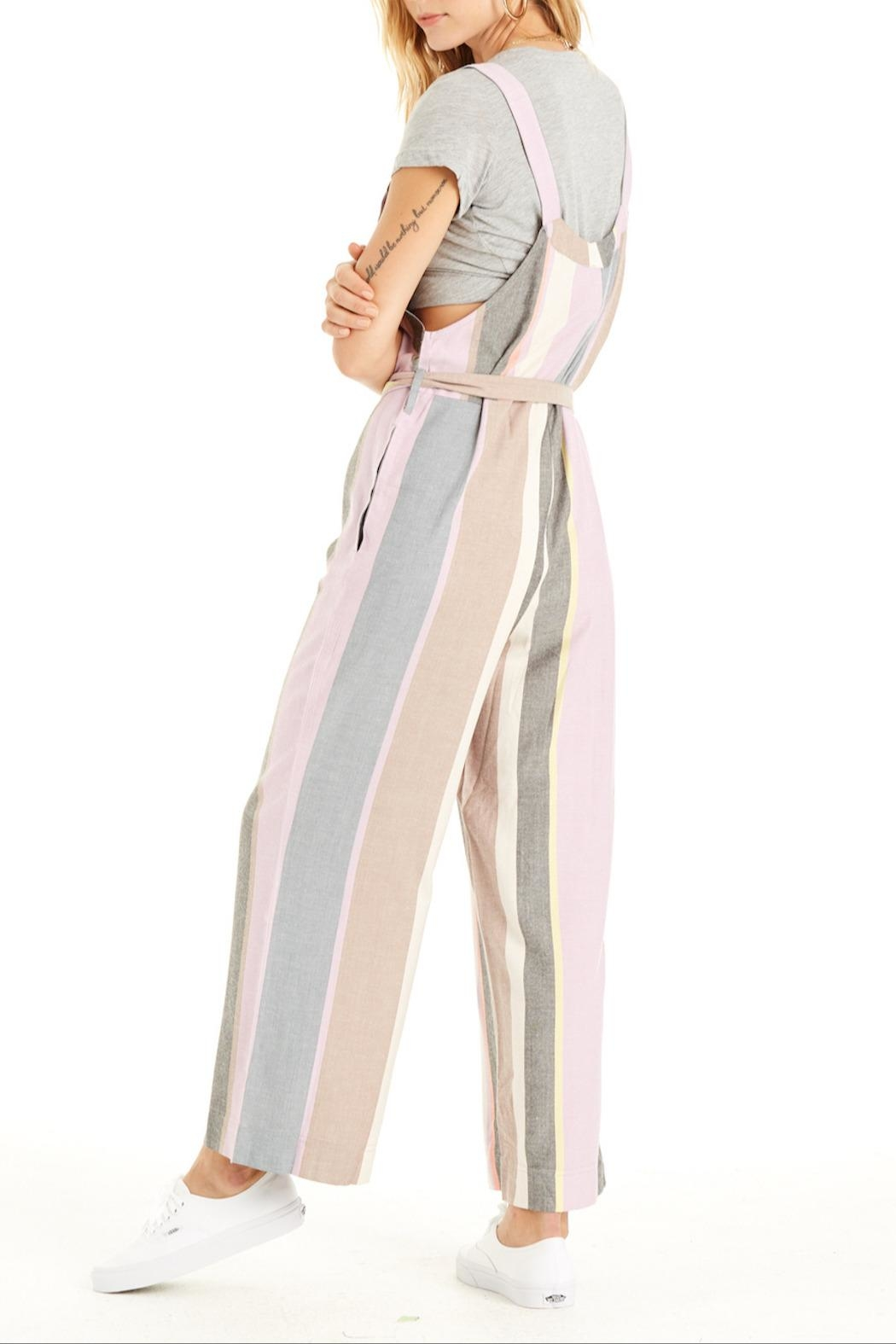 Patrons of Peace Pastel Dreams Jumpsuit - Front Full Image