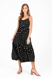 Patrons of Peace Ramona Floral Maxi - Front cropped