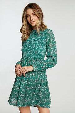 Patrons of Peace Smock Dress - Alternate List Image