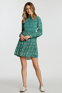 Patrons of Peace Smock Dress - Product List Image
