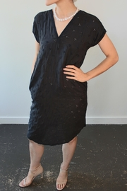 Johnny Was Patrow Mix Tunic - Front cropped