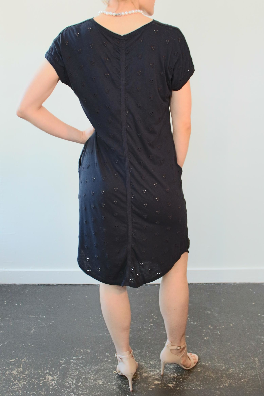 Johnny Was Patrow Mix Tunic - Front Full Image
