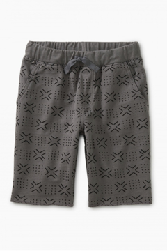 Tea Collection Pattern Cruiser Shorts - Product List Image