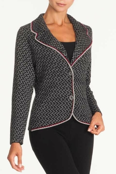 Alison Sheri Patterned Cardigan - Product List Image