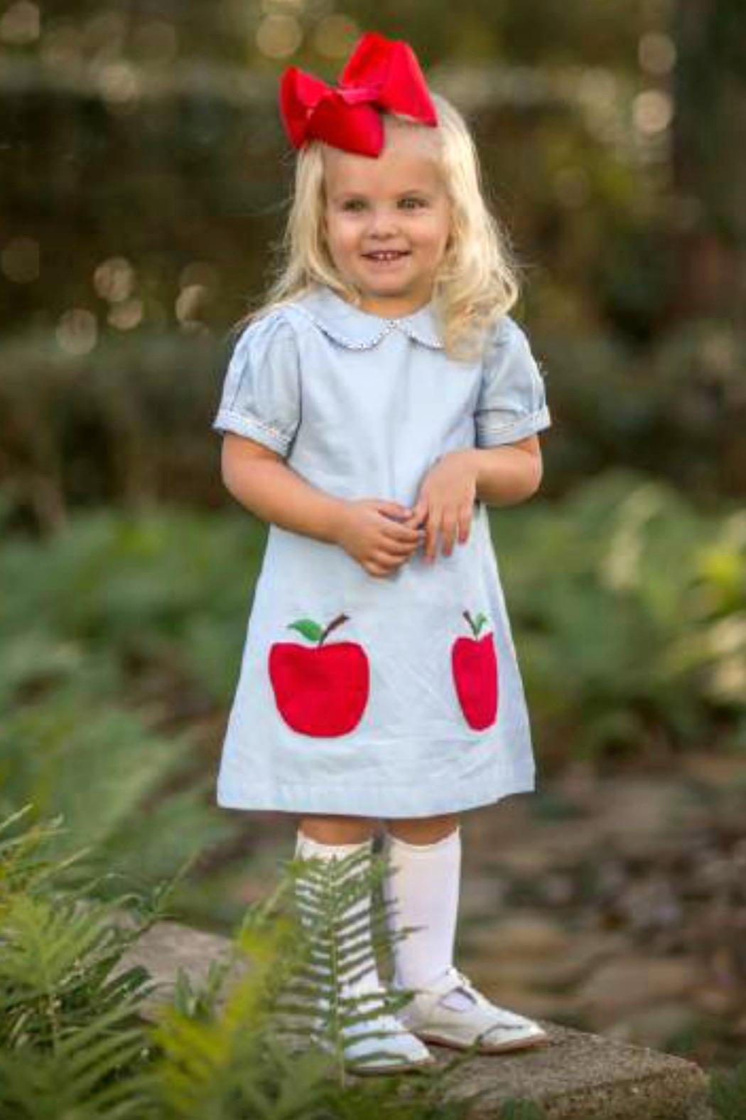 The Oaks Apparel Patti Apple Dress - Main Image