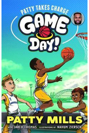 Usborne Patty Takes Charge: Game Day! - Product Mini Image