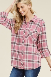 Staccato Paul Bunyan Flannel - Product Mini Image