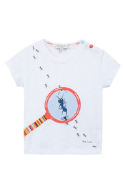 Paul Smith Ant Magnifying Shirt - Front cropped