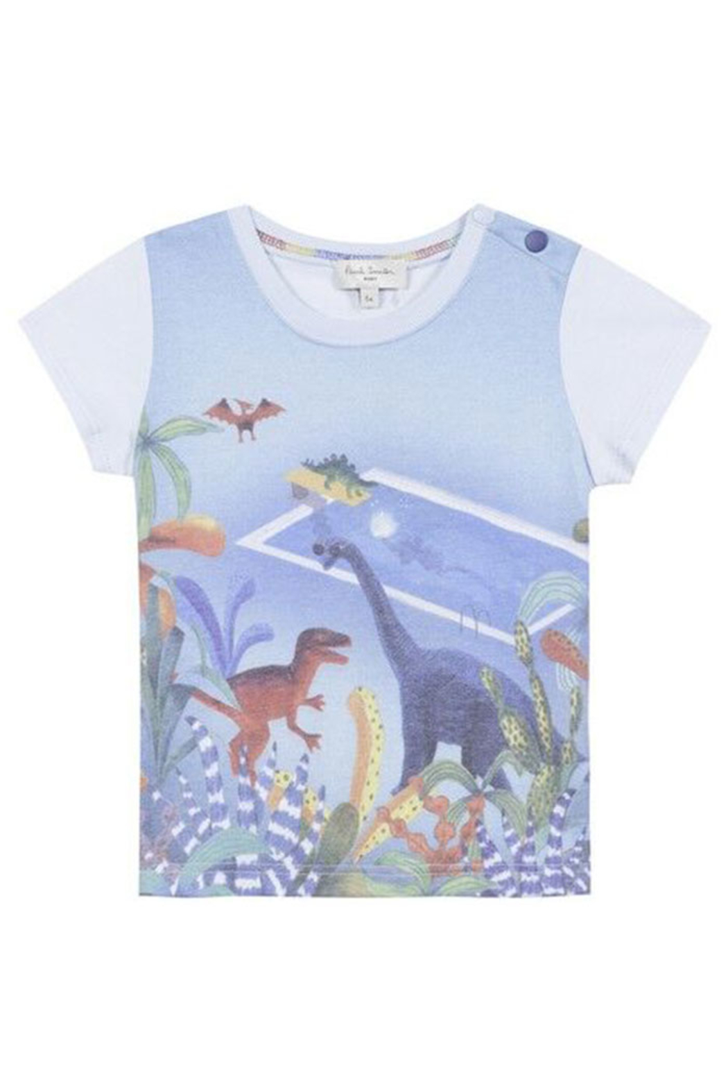 Paul Smith Neeson Dinosaur Shirt - Main Image