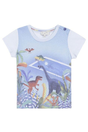 Paul Smith Neeson Dinosaur Shirt - Front cropped