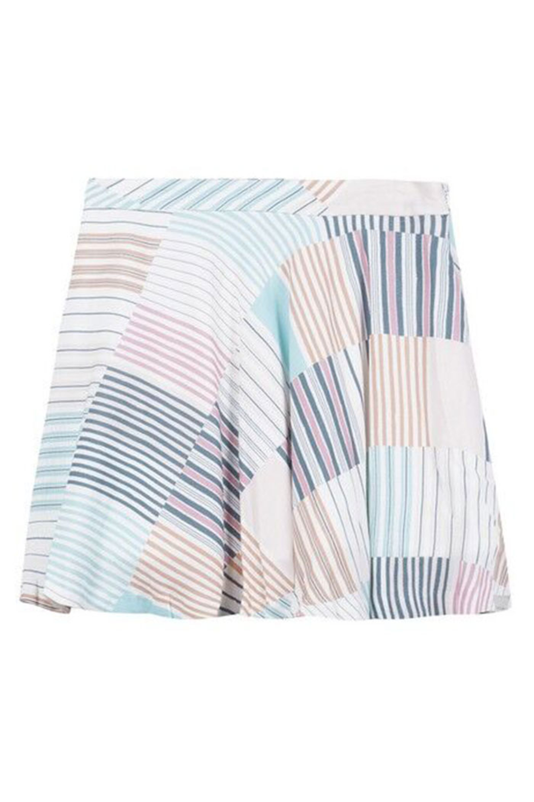 Paul Smith 8-14 Years Striped Skirt - Main Image