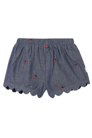 Paul Smith Noisette Ladybug Shorts - Product Mini Image