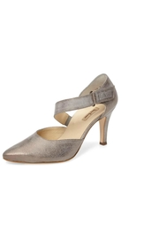 Paul Green Desire Silver Heel - Front cropped