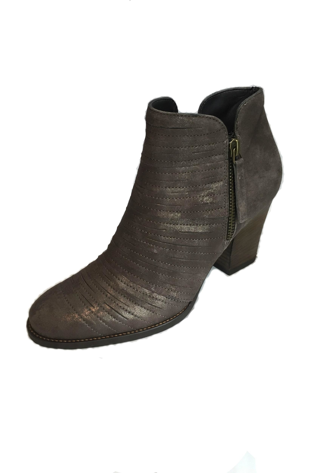 Paul Green Metallic Malibu Bootie - Main Image