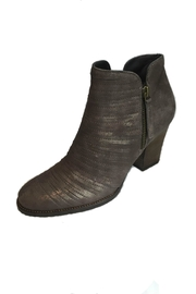 Paul Green Metallic Malibu Bootie - Front cropped