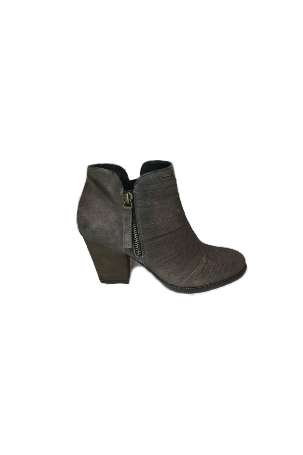 Paul Green Metallic Malibu Bootie - Front Full Image