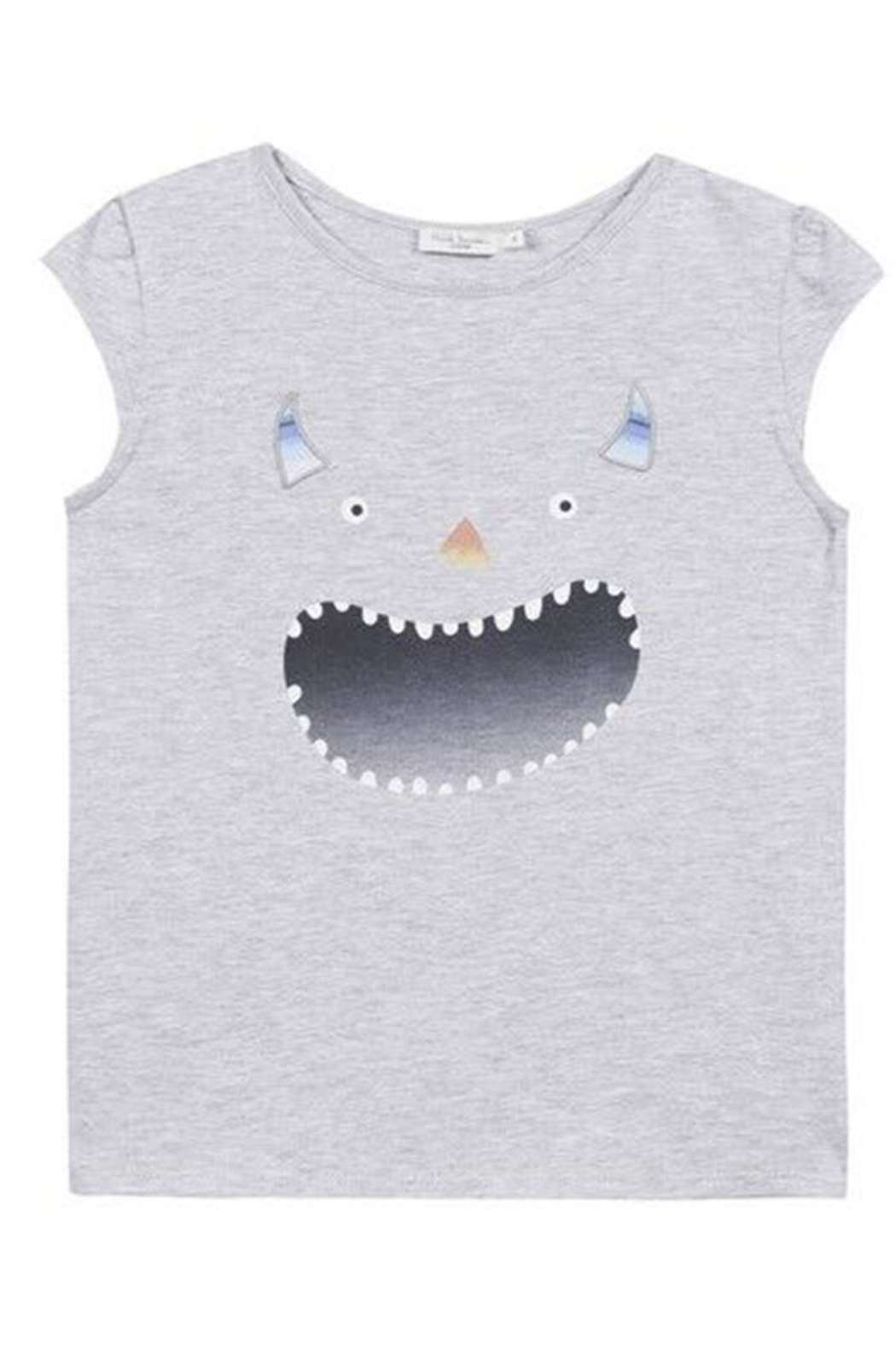 Paul Smith 2-6 Years Monster Shirt - Front Cropped Image