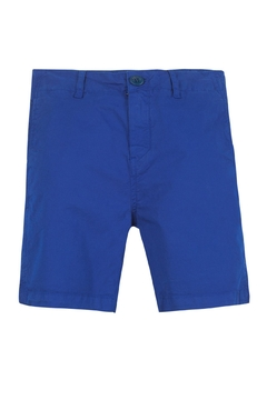 Shoptiques Product: Blue Bermuda Shorts
