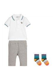 Paul Smith Junior Boys Gift Box-Set - Front cropped