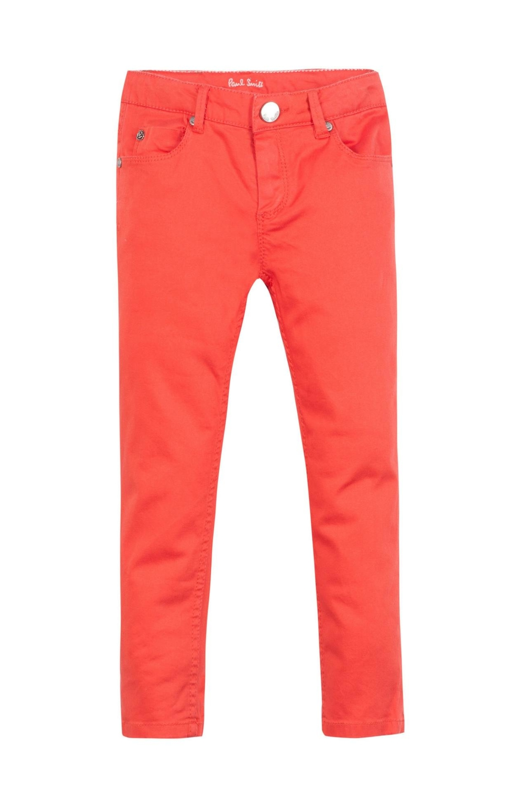 Paul Smith Junior Bright Orange Pants - Main Image