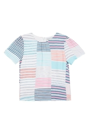 Paul Smith Junior Colourful Printed T-Shirt - Product Mini Image