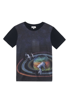 Shoptiques Product: Galaxy Printed Top