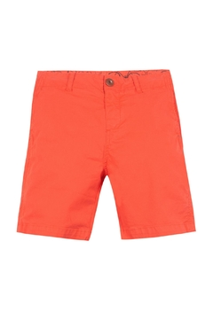 Shoptiques Product: Red Bermuda Shorts