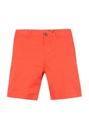 Paul Smith Junior Red Bermuda Shorts - Product Mini Image