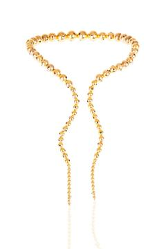 Paula Mendoza Double-Glaucus Necklace Gold - Alternate List Image