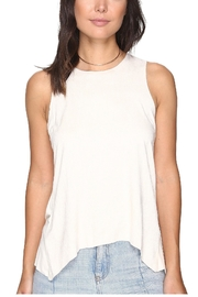 Bishop + Young Paulina Suede Top - Front cropped