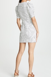 Saylor Pauline Striped Dress - Side cropped