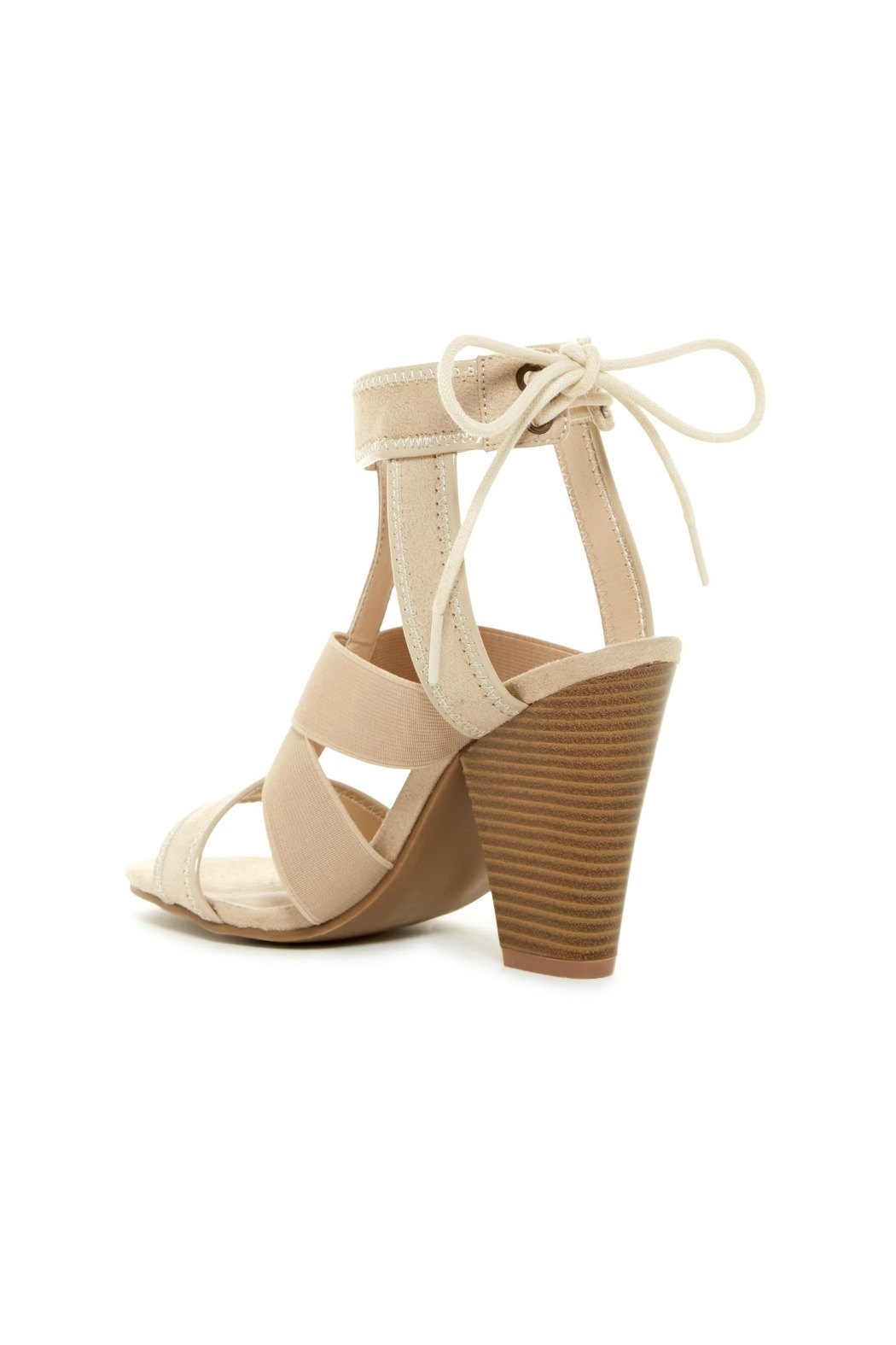 Matisse/Coconuts Paulo Heeled Sandal - Front Full Image