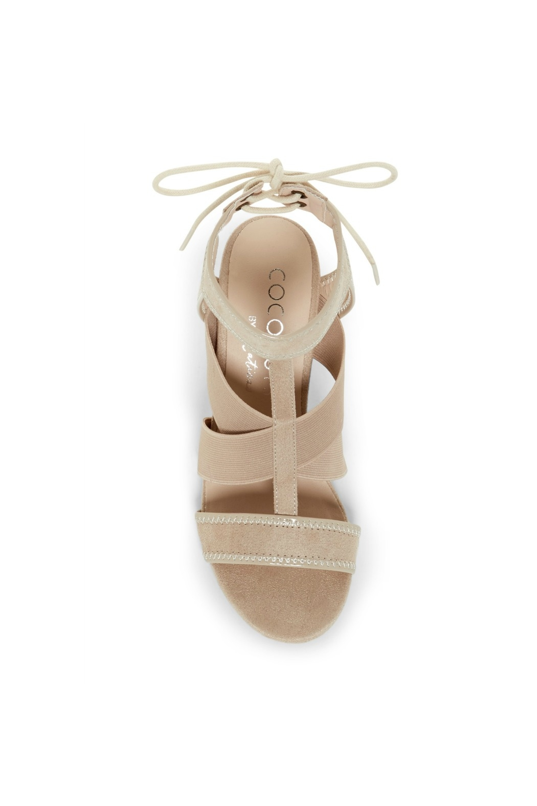 Matisse/Coconuts Paulo Heeled Sandal - Side Cropped Image