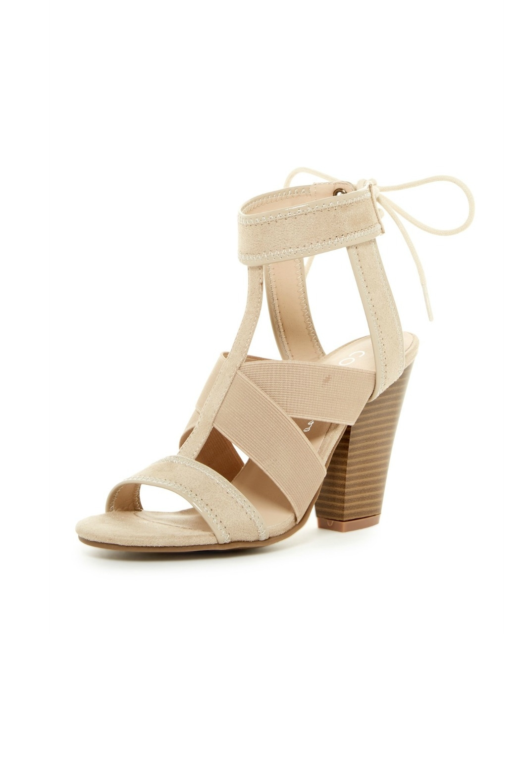Matisse/Coconuts Paulo Heeled Sandal - Front Cropped Image