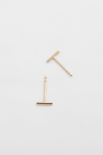 PAUZE atelier Rose Gold Earrings - Main Image