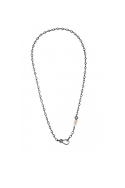OMG Blings Pavé Chain Necklace - Product Mini Image