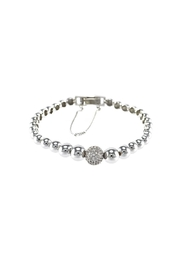 Embellish Pave Ball Bracelet - Product Mini Image