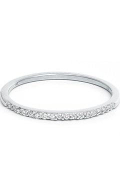 Shoptiques Product: Pave Band Ring